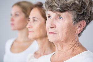 Women aging