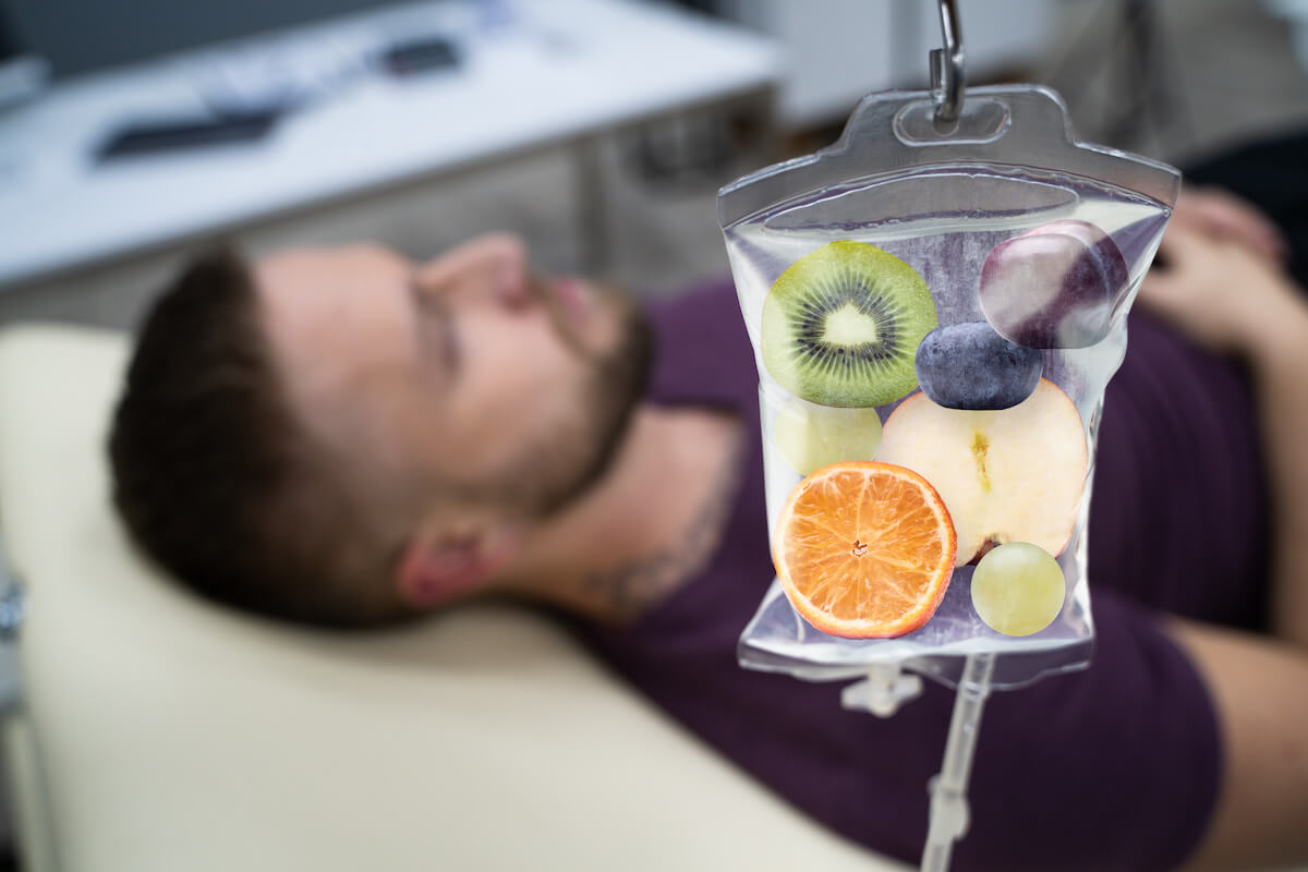 IV Vitamin Therapy Services